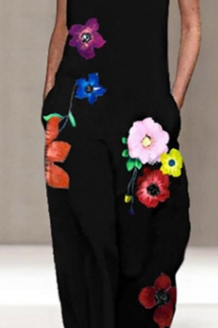 Flower Onesuit
