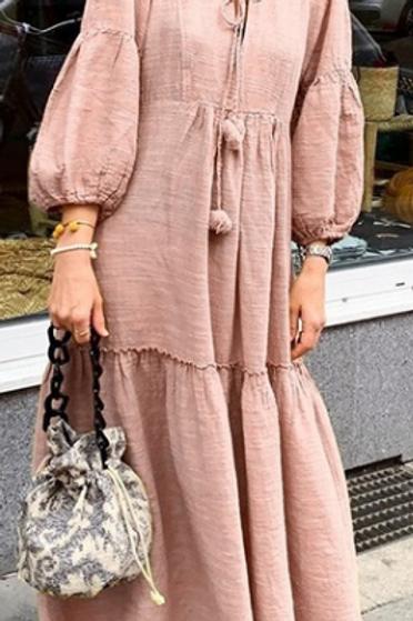 Vintage Maxi Dress (3/4 Length)