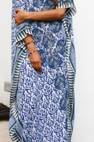 Graphic Maxi Dress (Full Length)