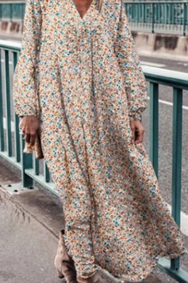 Boho Maxi Dress (Full Length)