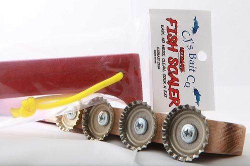 CJ's Ultimate Fish Scaler (2 pack)