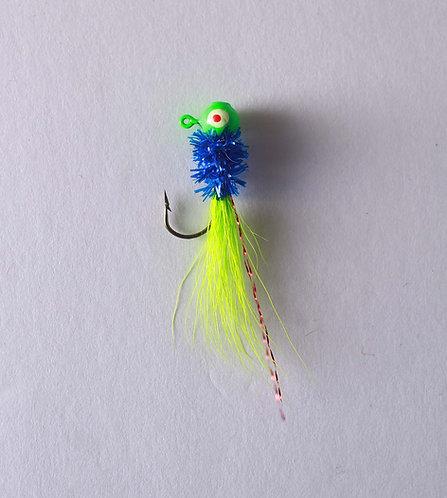 #12 Peacock