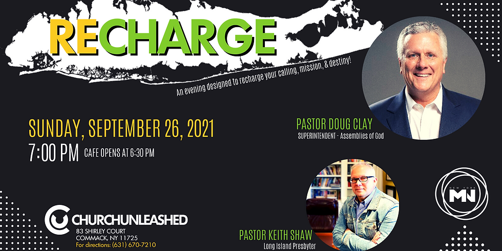 RECHARGE: Long Island Network of the Assemblies of God