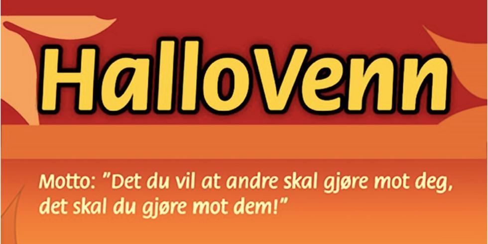 HalloVenn-party