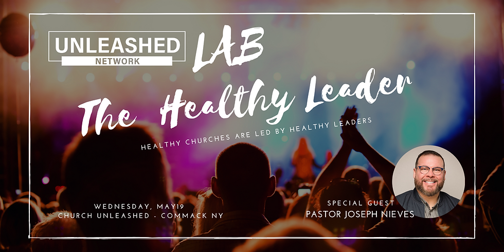 THE HEALTHY LEADER LAB