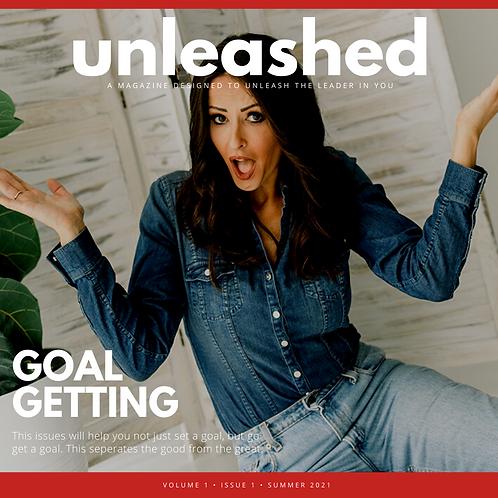 Unleashed Magazine: Summer 2021 (25 copies)