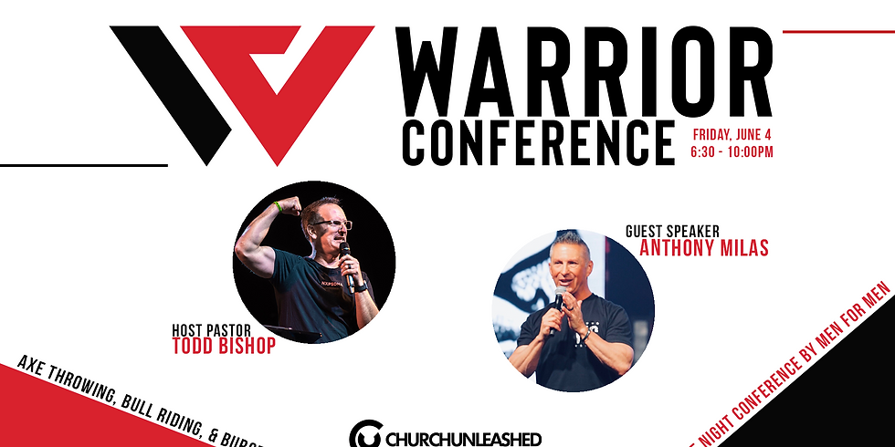 WARRIOR CONFERENCE: ONE DAY