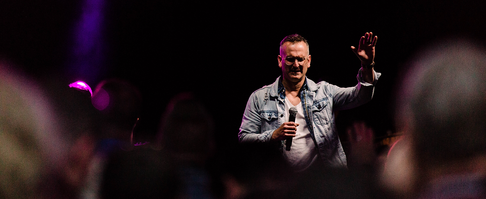 Pastor Todd Bishop, Unleashed Network
