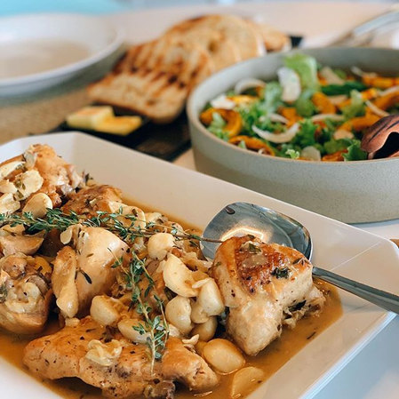 Tuck into this perfect autumn meal - gre