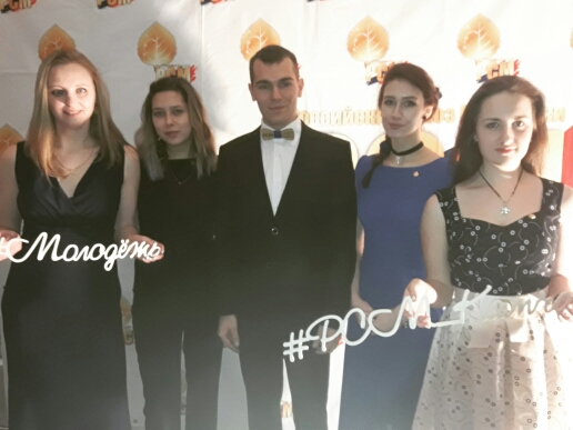 с руководителем РСМ-Камчатка Петром Скрипником