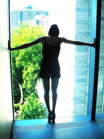Dancing at Canada's National Ballet School