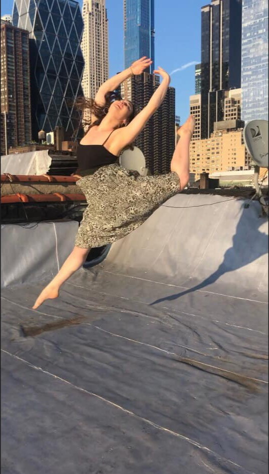 Dancing in NYC