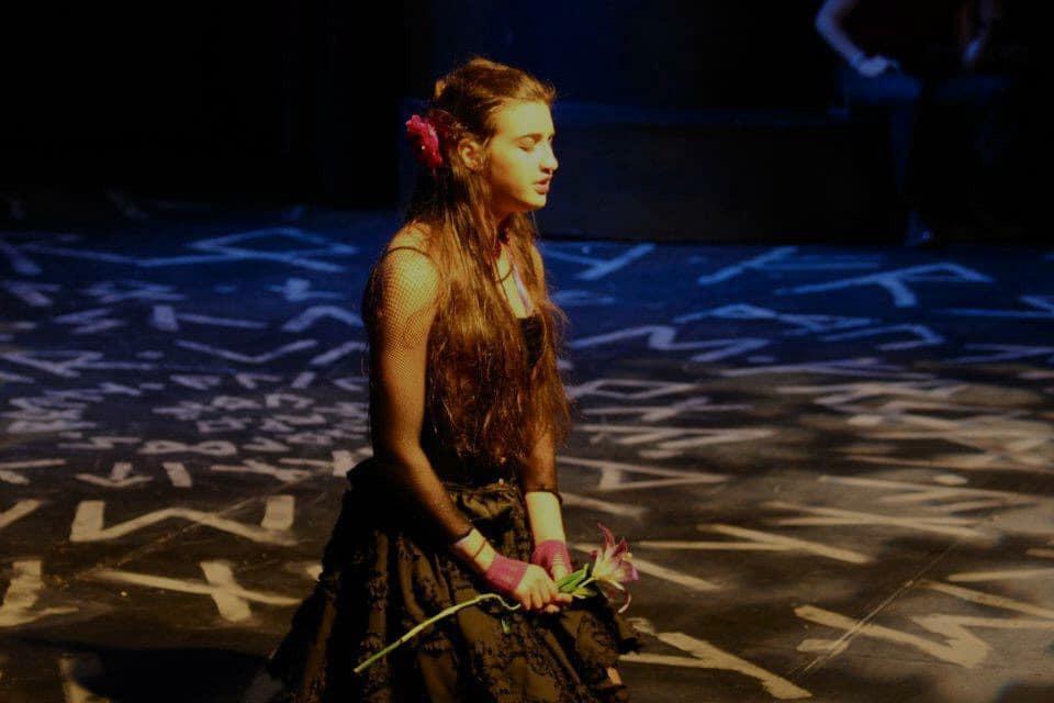 Rosaline in After Juliet