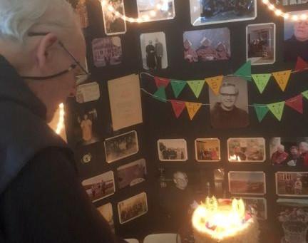 Happy 90th, Robert!