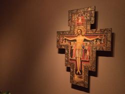 The cross at San Damiano