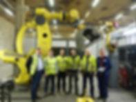 RDTC robottihitsaus hitsausrobotti Vieremä Pohjois-Savo automaatio