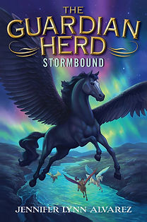 The Guardian Herd STORMBOUND