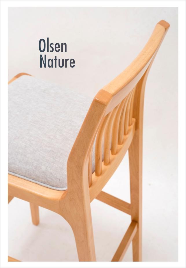 Banqueta Olsen Nature