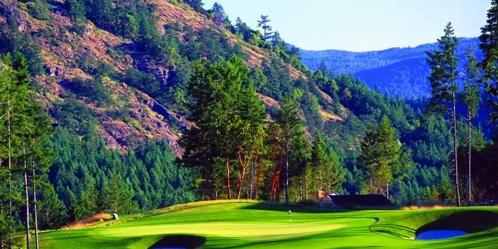 Charity Golf Scramble in Big Bear Lake, CA presented by Bear Valley Hospice