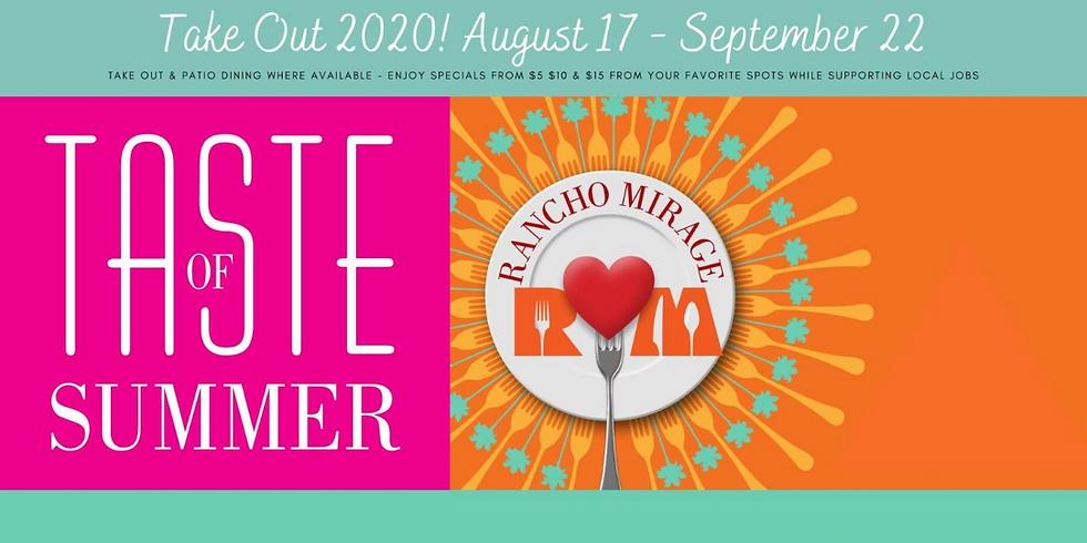 Taste Of Summer 2020