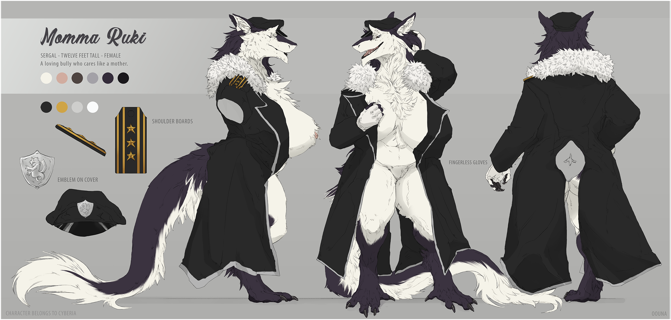 Reference Sheets   Oouna