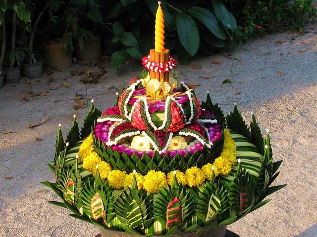 Yee Peng / Loy Krathong Festivals