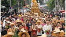 Songkran in Thailand