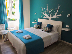 """""""I Coralli"""" camera da letto"""