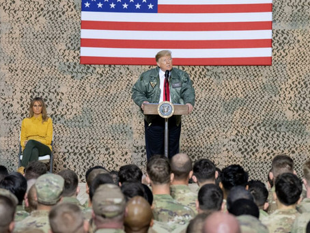 U.S. Withdrawing Thousands Of Troops From Iraq And Afghanistan