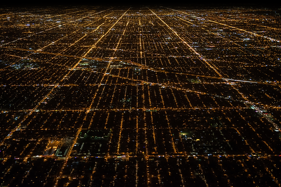City Electrical Grid