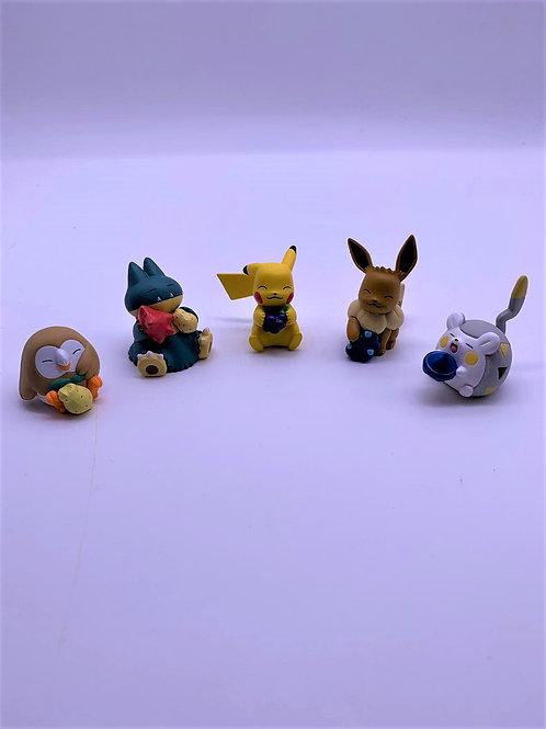 Pokemon 食果子系列 (全套)