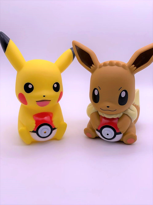 Pokemon 噴水玩具