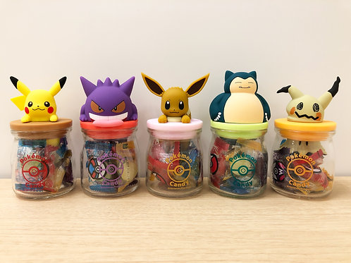 Pokemon 立體糖果樽 (每款)