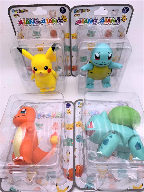 Pokemon 行走玩具