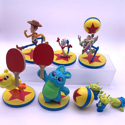 玩具總動員4 - Toys in Sports! (全套售)