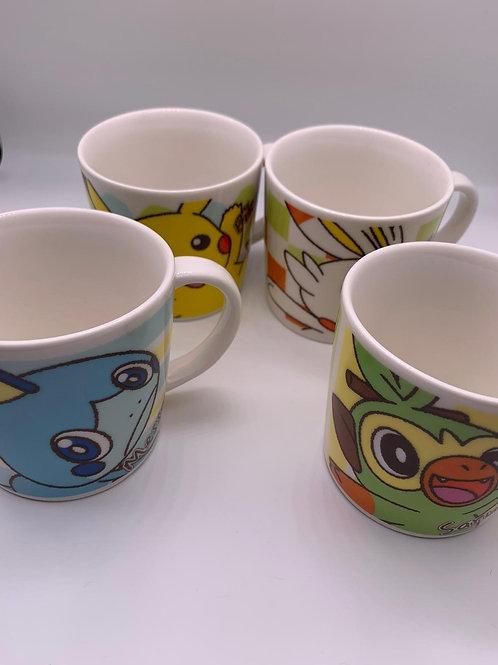 Pokemon 第八代御三家杯 (每款)