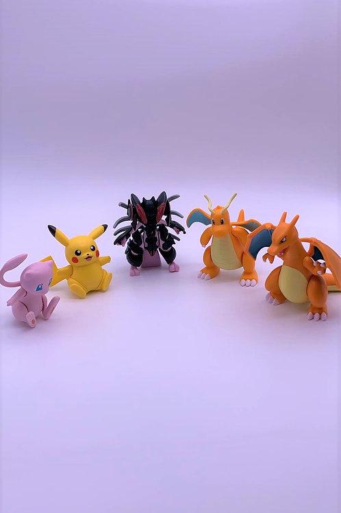 Pokemon 機甲超夢 (全套售)