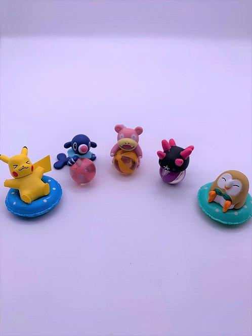 Pokemon 夏日系列 (全套)