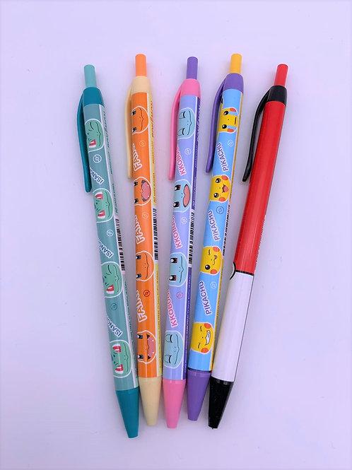 Pokemon 系列 鉛芯筆