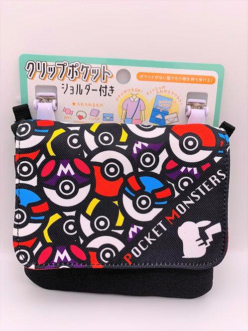 Pokemon 輕便斜咩袋