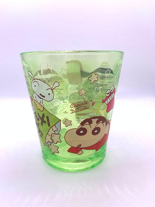 蠟筆小新樹脂杯