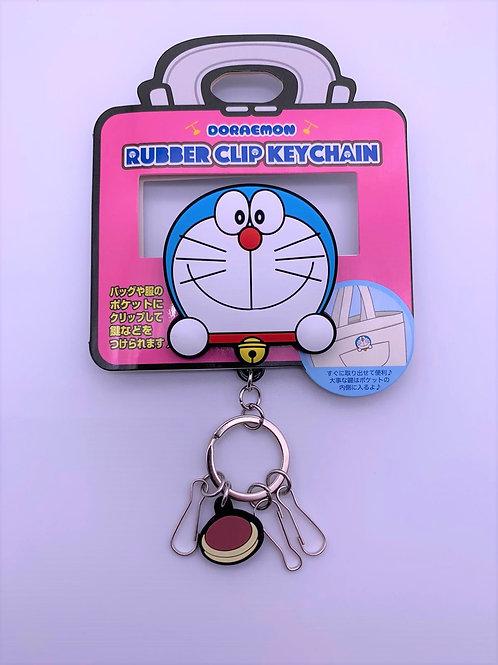 哆啦A夢鑰匙圈