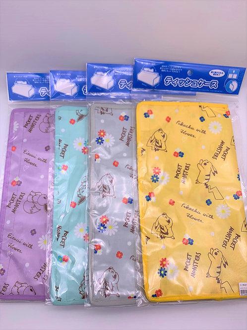 Pokemon 紙巾盒套 (每款)