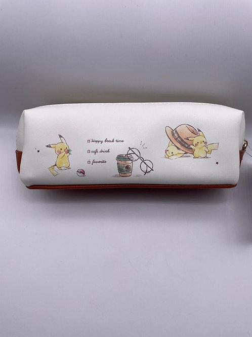 Pokemon 雙格筆袋