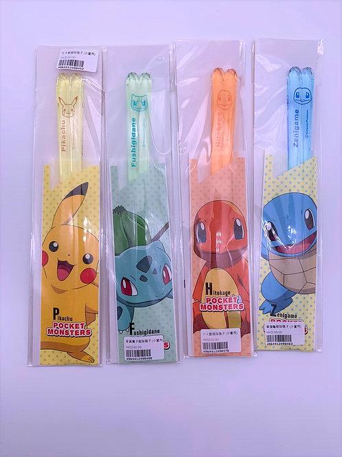 Pokemon 兒童筷子 (每款)
