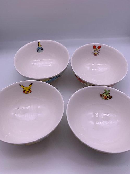 Pokemon 第八代御三家碗 (每款)