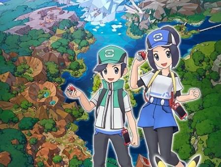 Pokemon全新手機遊戲《Pokemon Masters》發表