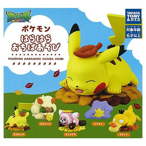 Pokemon 四季系列之秋季 (全套售)