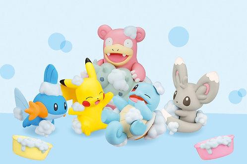 Pokemon 泡泡浴系列 扭蛋 (全套售)