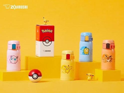 Pokemon 迷你保溫杯連毛巾禮盒組